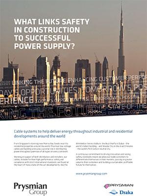 Prysmian Group Construction-Ad