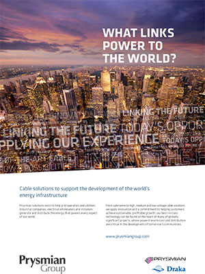 Prysmian Group Energy-Ad