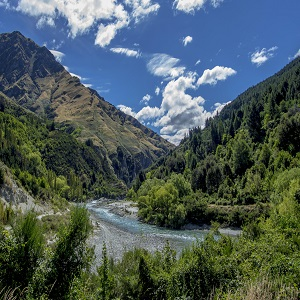 New fibre cables in rural communities in N. Zealand